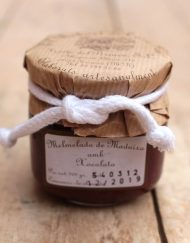 Pot de melmelada de Maduixa i Xocolata El Rebost de Casa Pau